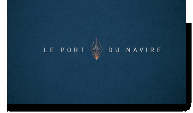 Le Port du Navire
