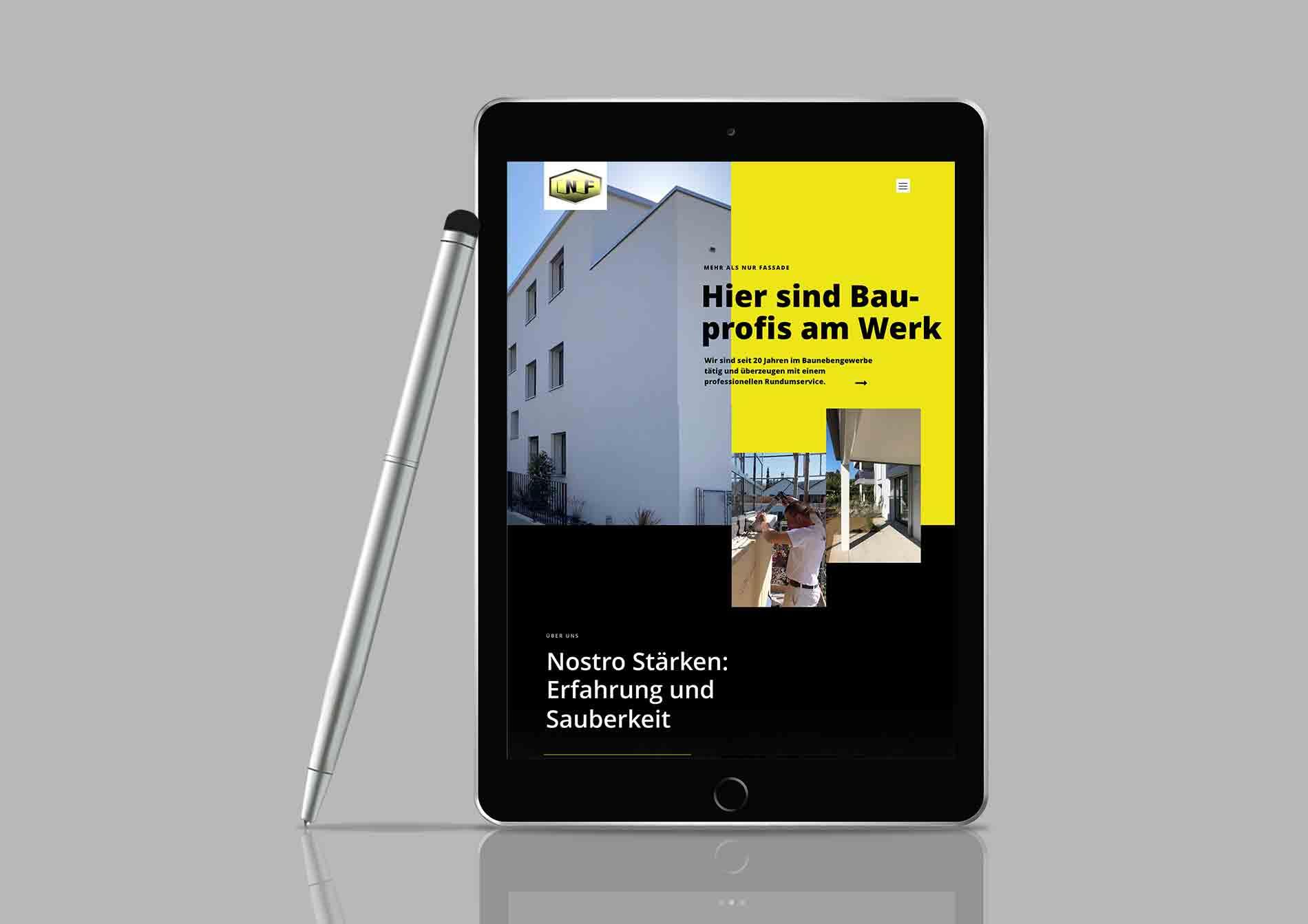 webdesign-nostrofassadenbau-wordpresswebsite-gigermiesch